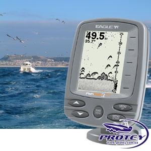 Эхолот Eagle FishEasy 245 DS