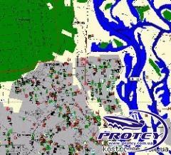 Magellan Векторная карта Украины 1:100000