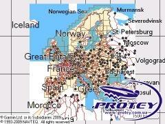 "Garmin Карта ""City Navigator Europe NT"""