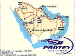 "Garmin Карта ""City Navigator Middle East"""