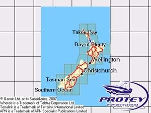 "Garmin Карта ""City Navigator New Zealand"""