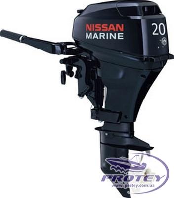 Nissan Marine NSF 20 C 1