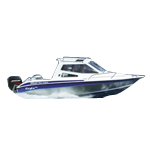 Алюминиевые катера Silver