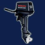 Лодочные моторы Nissan - 2-х тактные