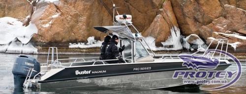 Катер Buster Magnum Pro