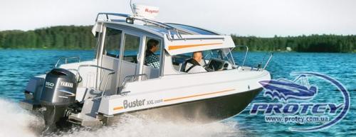 Катер Buster XXL Cabin