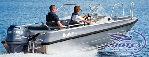 Катер Buster XL