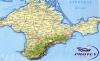 Garmin Карта АР Крым