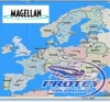 Magellan Карта Европы M(1:100 000)