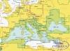 """Карта """"Днепр, Средиземное и Черное море (код 43XG)"""" NAVIONICS GOLD для Lowrance, Eagle, Humminbird"""